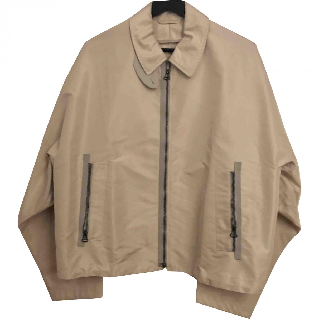 Lanvin \N Ecru jacket  for Men 36 UK - US