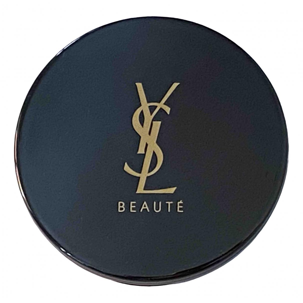 Yves Saint Laurent \N Taschenschmuck in  Schwarz Kunststoff