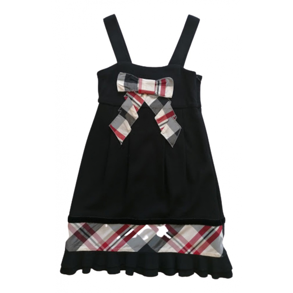 Monnalisa - Robe    pour enfant - noir