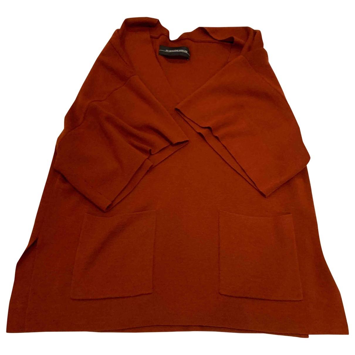 By Malene Birger \N Orange Wool Knitwear for Women XS International