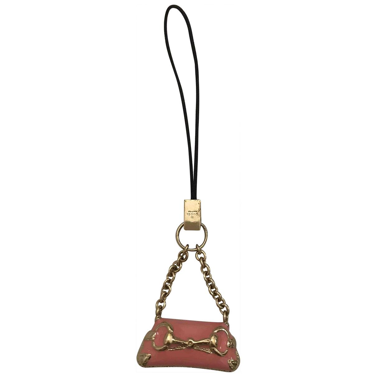 Gucci - Bijoux de portable   pour femme en cristal - rose