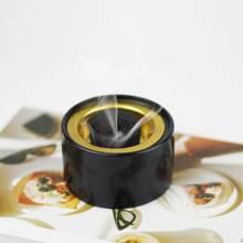 Round Incense Burner