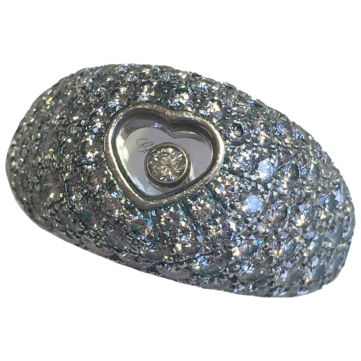 Chopard \N White gold ring for Women 56 EU