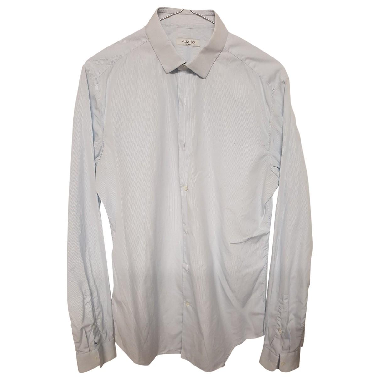 Valentino Garavani - Chemises   pour homme en coton