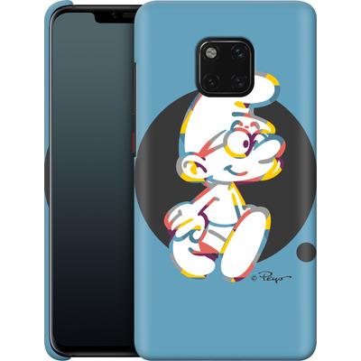 Huawei Mate 20 Pro Smartphone Huelle - Rainbow Smurf von The Smurfs