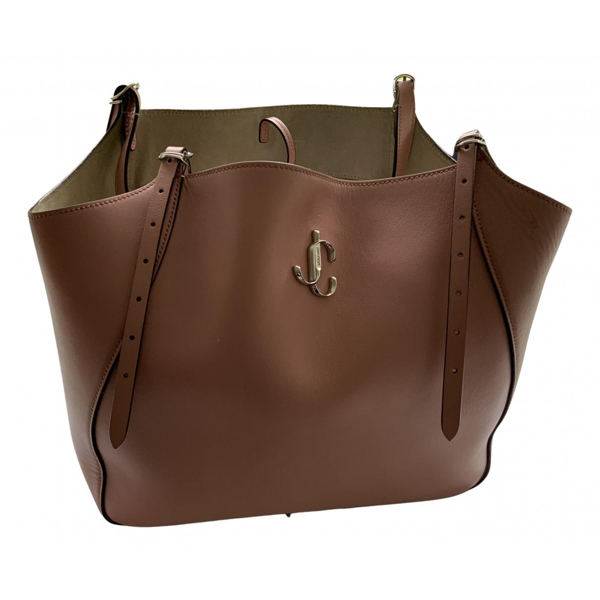 Jimmy Choo Varenne Pink Leather handbag for Women N