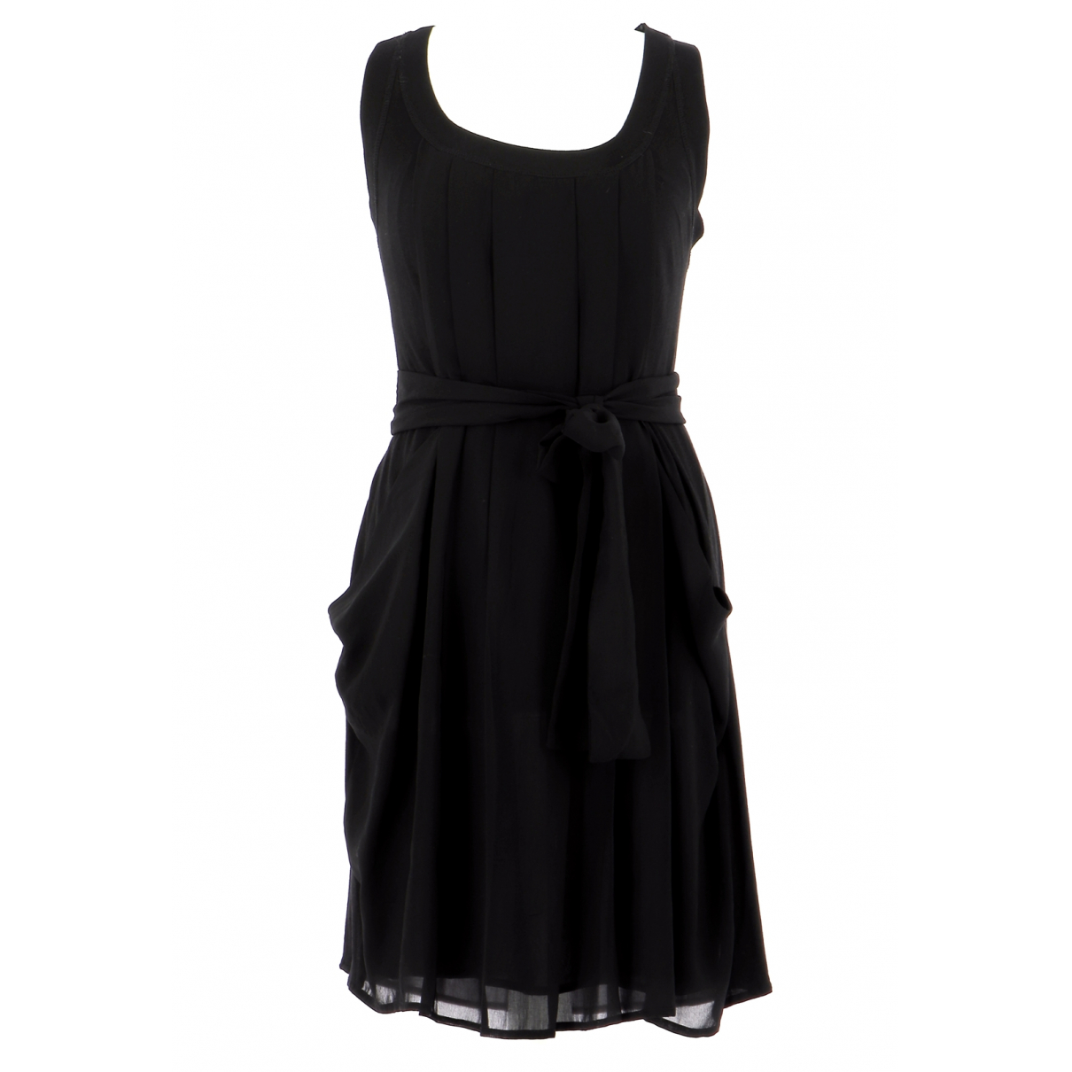 Comptoir Des Cotonniers N Black dress for Women 36 FR