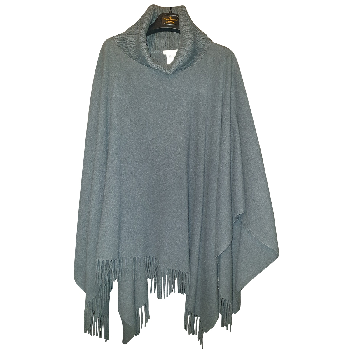 Fabiana Filippi \N Pullover in  Anthrazit Wolle