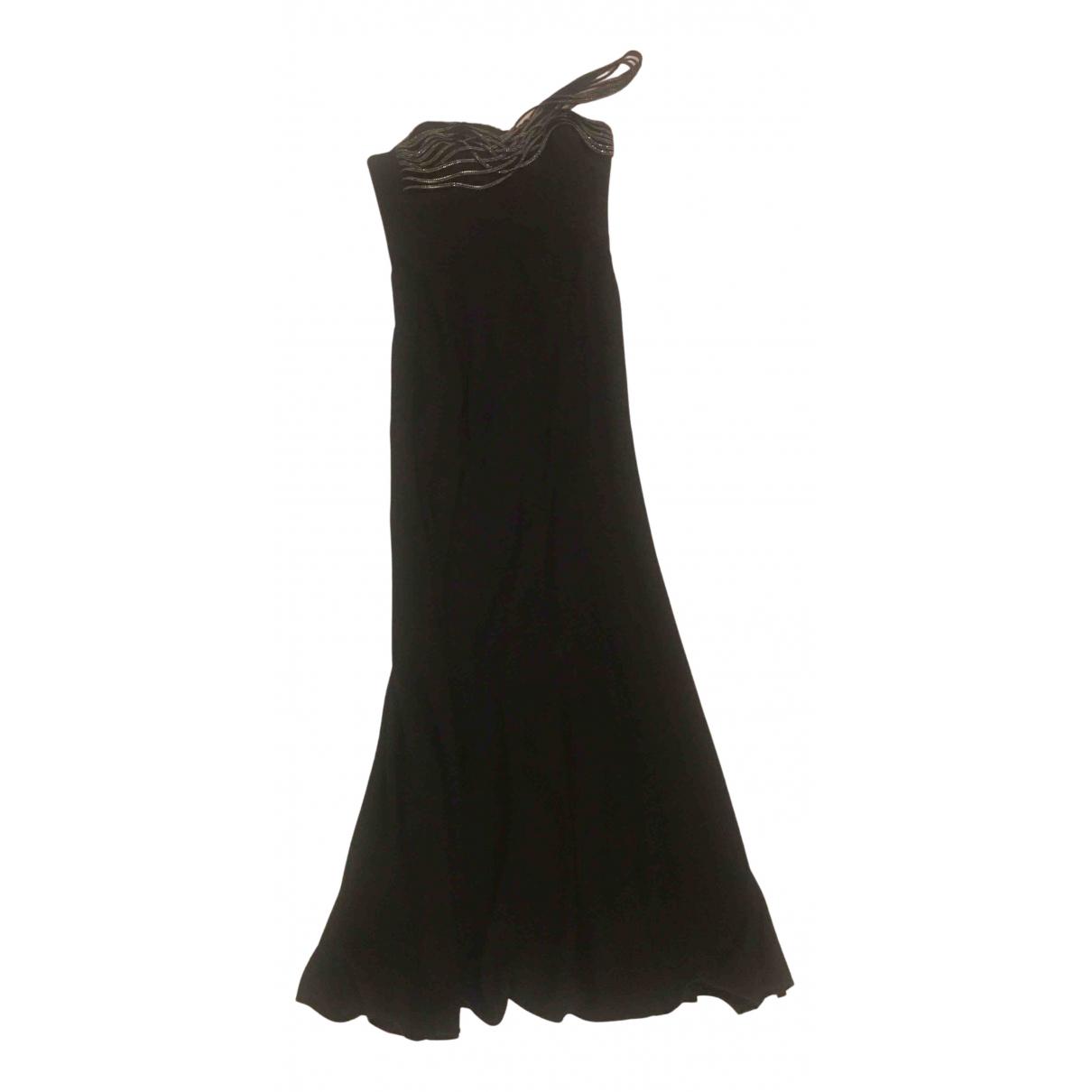 Maxi vestido Armani Collezioni