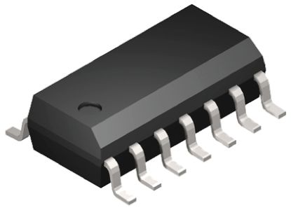 Analog Devices LT1499CS#PBF , Precision, Op Amp, RRIO, 9MHz, 2.2 V, 14-Pin SOIC