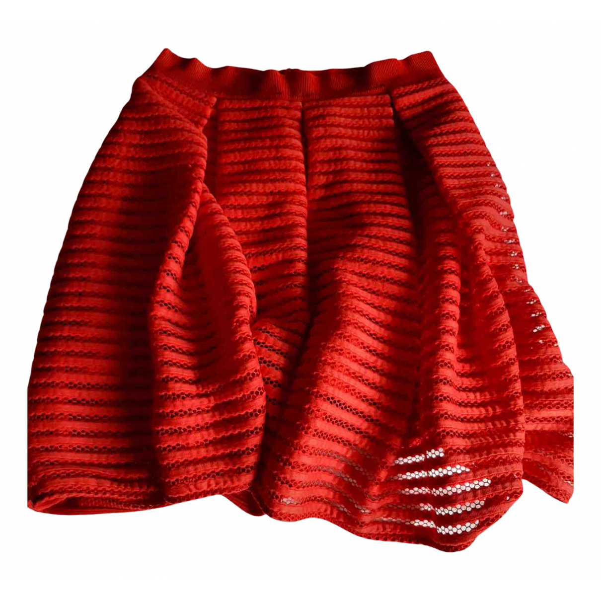 Pinko - Jupe   pour femme - rouge