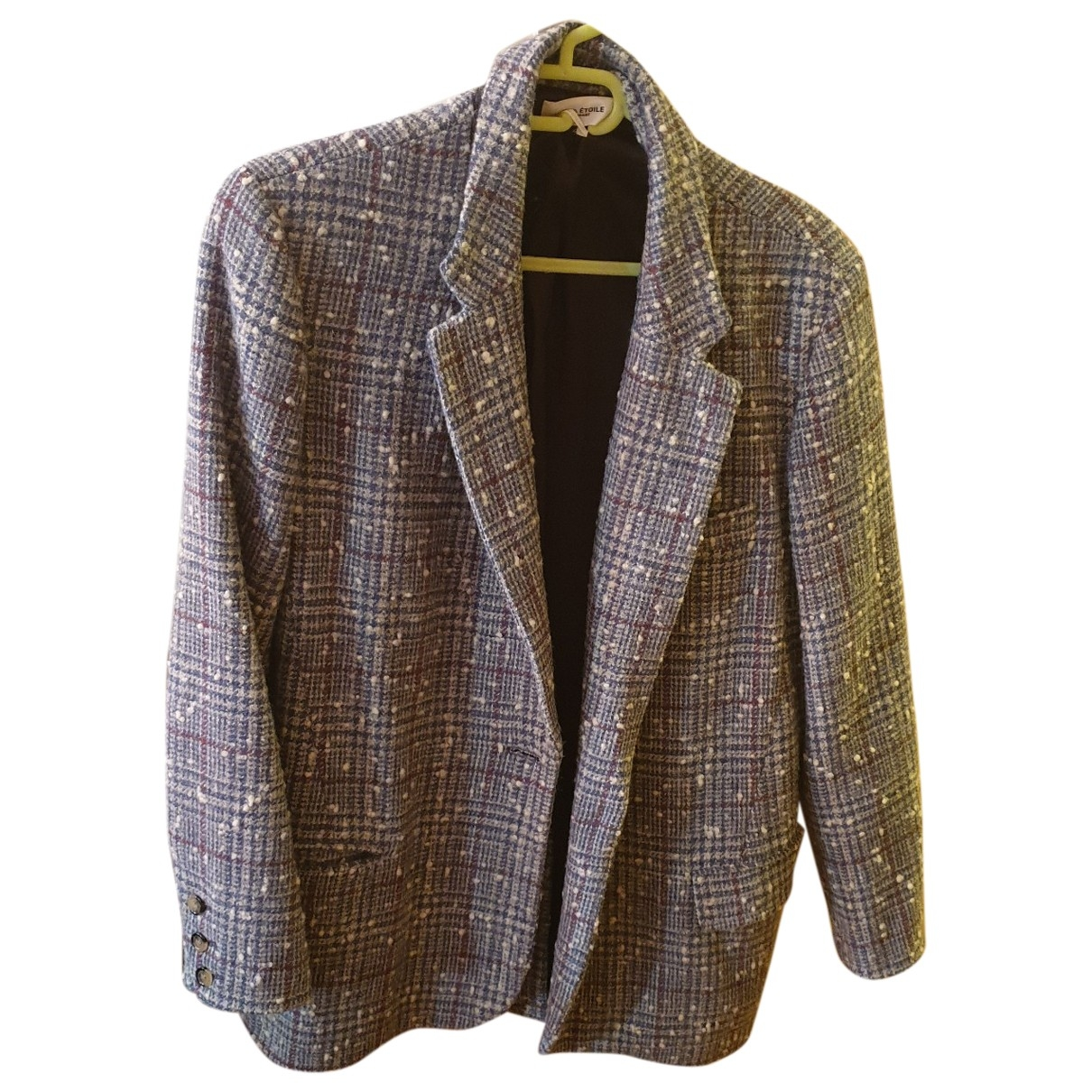 Isabel Marant Etoile \N Multicolour Wool jacket for Women 36 FR