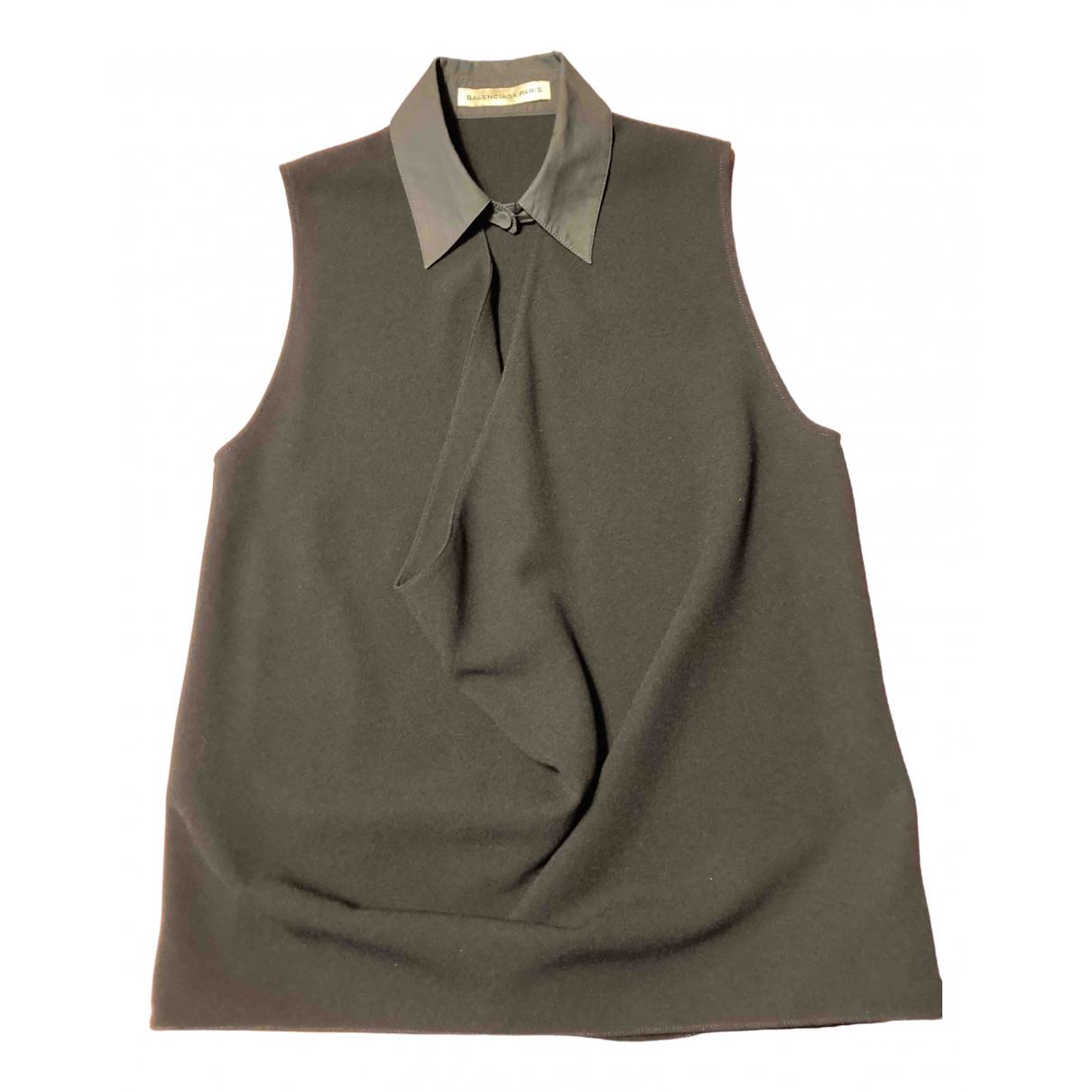 Balenciaga \N Black  top for Women 38 IT