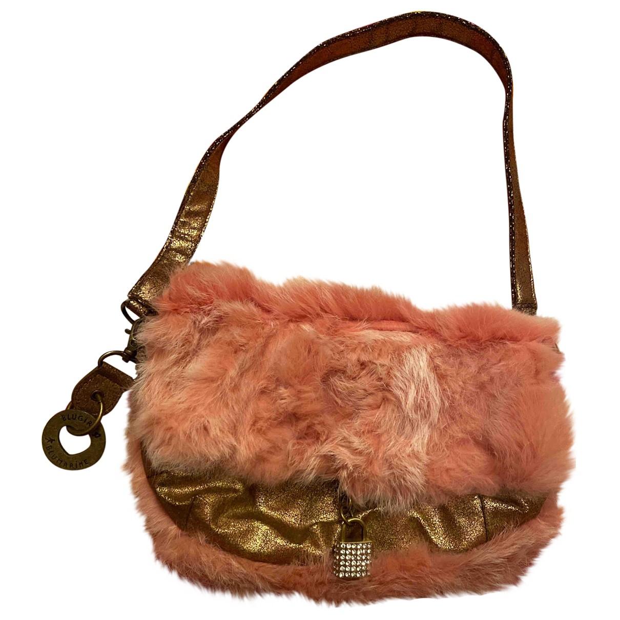 Blumarine \N Handtasche in Leder
