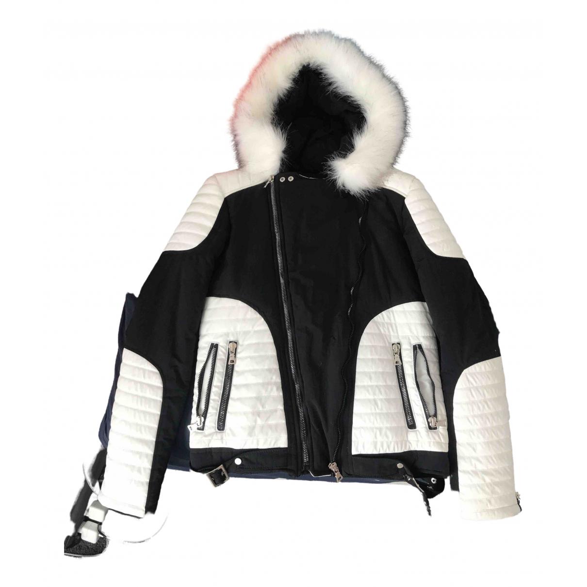 - Manteau   pour homme - multicolore