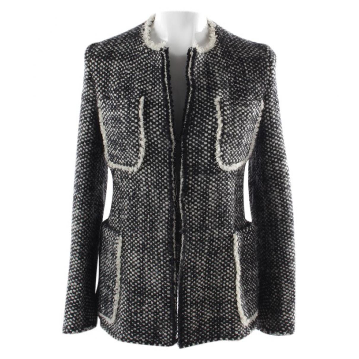 Marni - Veste   pour femme en laine - noir