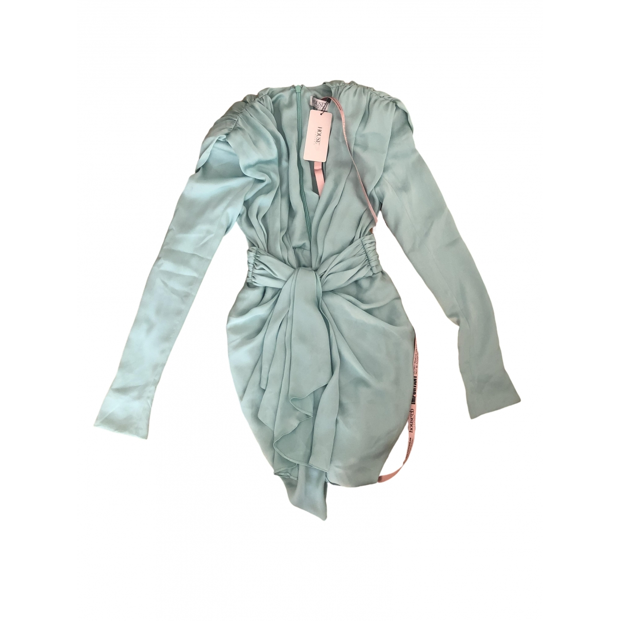 House Of Cb - Robe   pour femme - turquoise
