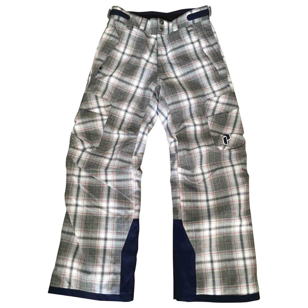 Peak Performance \N Grey Trousers for Kids 16 years - M UK