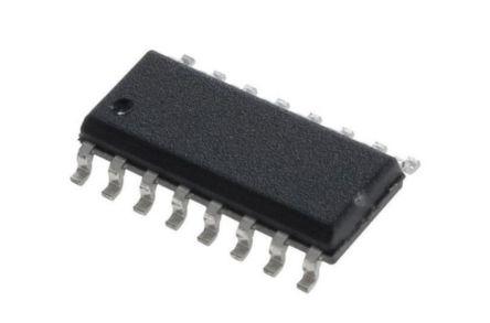 Vishay DG445DY-E3 , Analogue Switch Quad SPST, 12 V, 15 V, 18 V, 24 V, 28 V, 16-Pin SOIC
