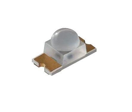 ROHM 2 V Green LED SML-S1 SMD,  SML-S13PTT68 (25)
