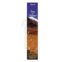 Incense Almond 10 Gm by Auroshikha Candles and Incense