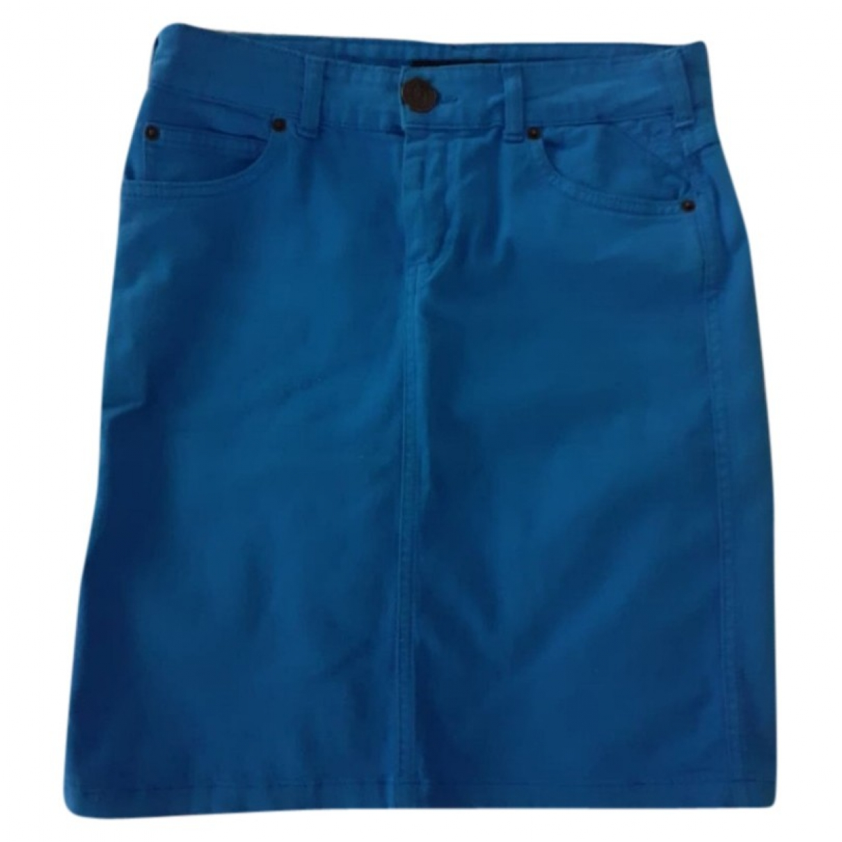 Bimba Y Lola - Jupe   pour femme en denim - bleu