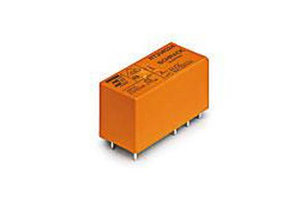 TE Connectivity SPNO PCB Mount Latching Relay - 16 A, 12V dc For Use In Domestic Appliances, Heating Control, Lighting