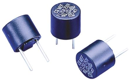 RS PRO 5A Radial Non-Resettable Wire Ended Fuse, 250V (10)