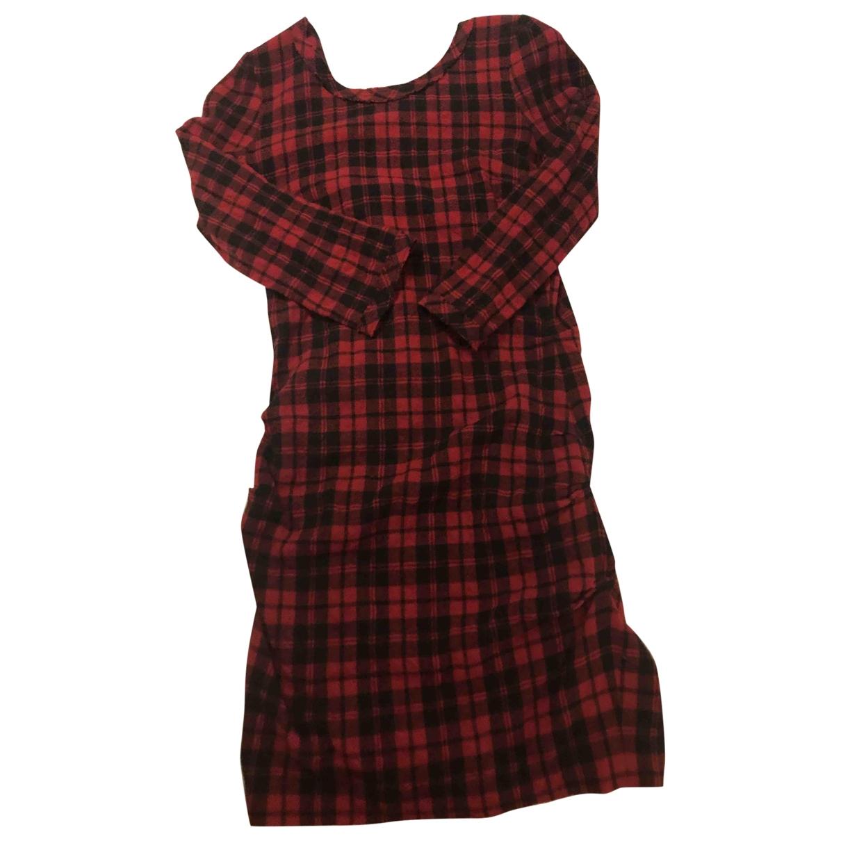 Isabel Marant Etoile - Robe   pour femme en laine - rouge