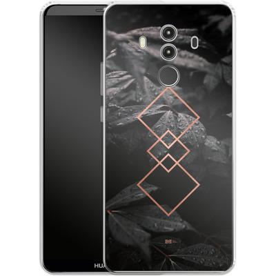 Huawei Mate 10 Pro Silikon Handyhuelle - Gothic Pattern von #basic