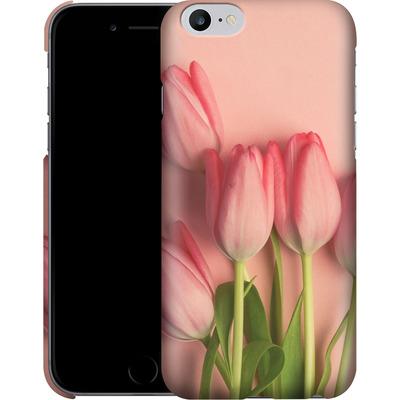 Apple iPhone 6s Plus Smartphone Huelle - Pink Tulips von Joy StClaire