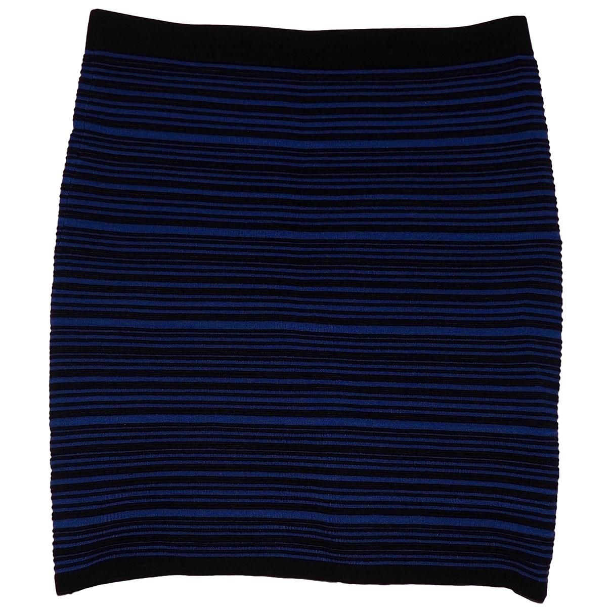 Sandro - Jupe   pour femme - bleu