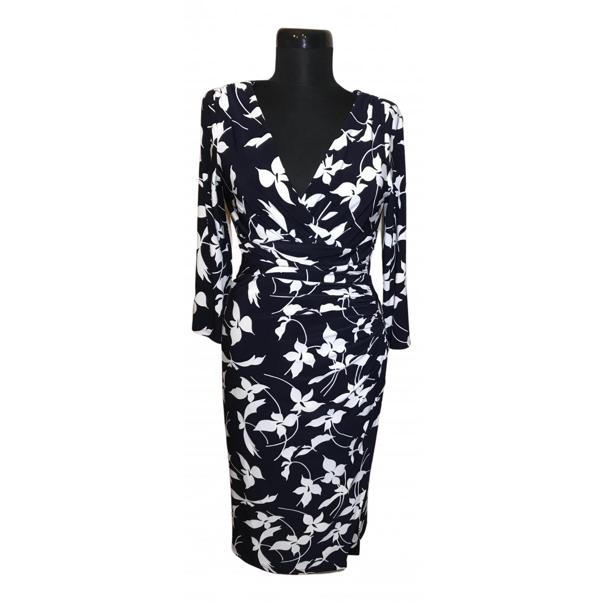 Lauren Ralph Lauren N Navy dress for Women 4 US