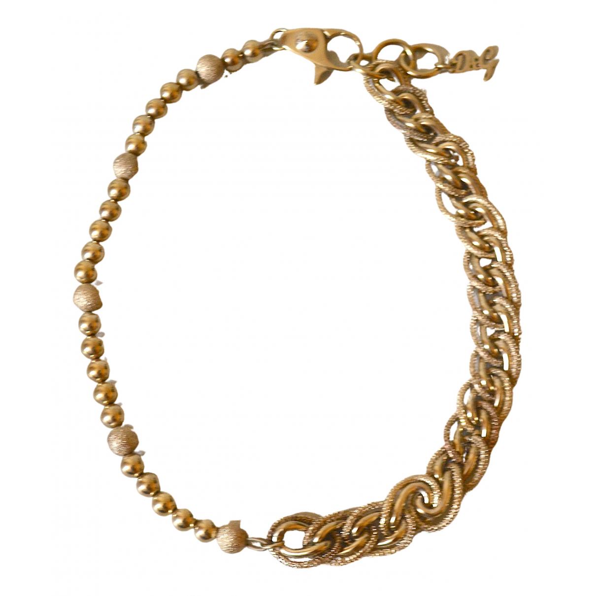 Dolce & Gabbana \N Kette in  Gold Metall