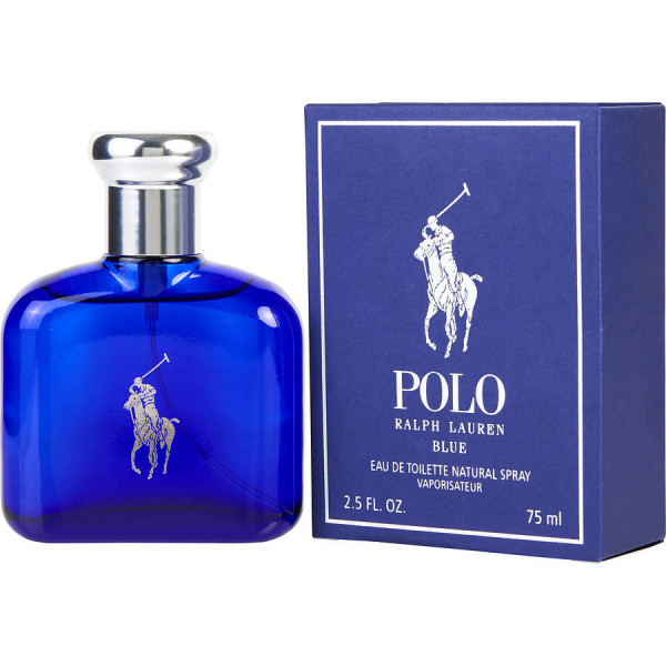 Polo Blue - Ralph Lauren Eau de toilette en espray 75 ML