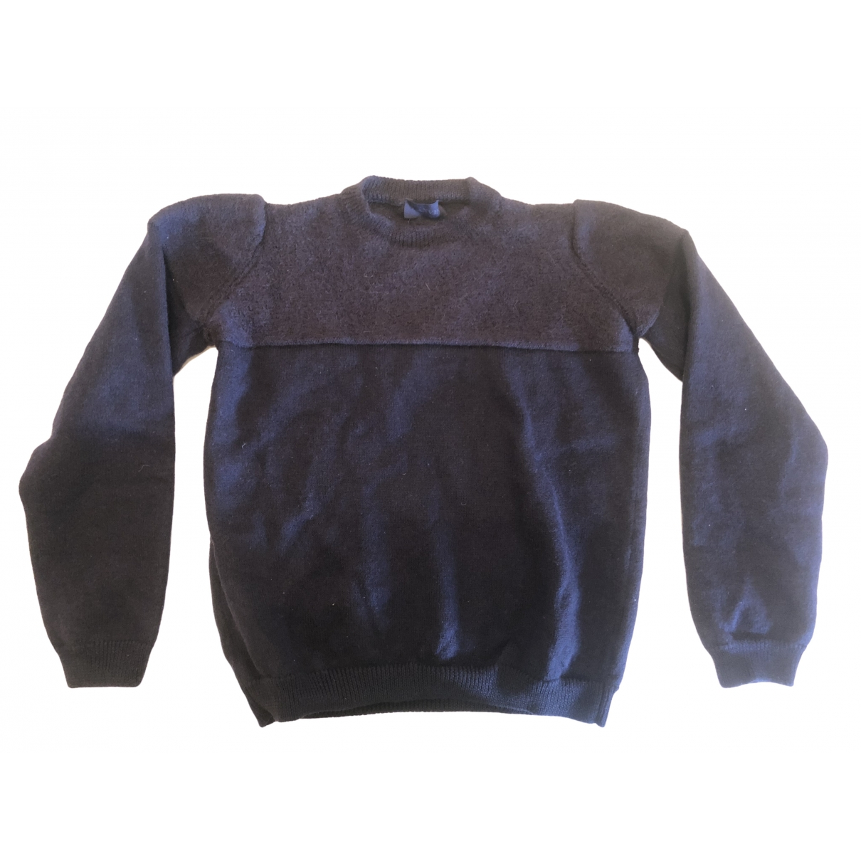 Lanvin \N Blue Wool Knitwear for Kids 10 years - up to 142cm FR