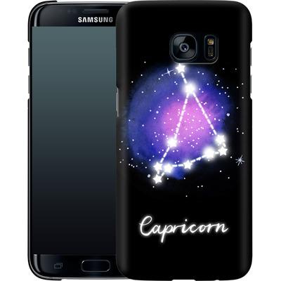 Samsung Galaxy S7 Edge Smartphone Huelle - CAPRICORN von Becky Starsmore