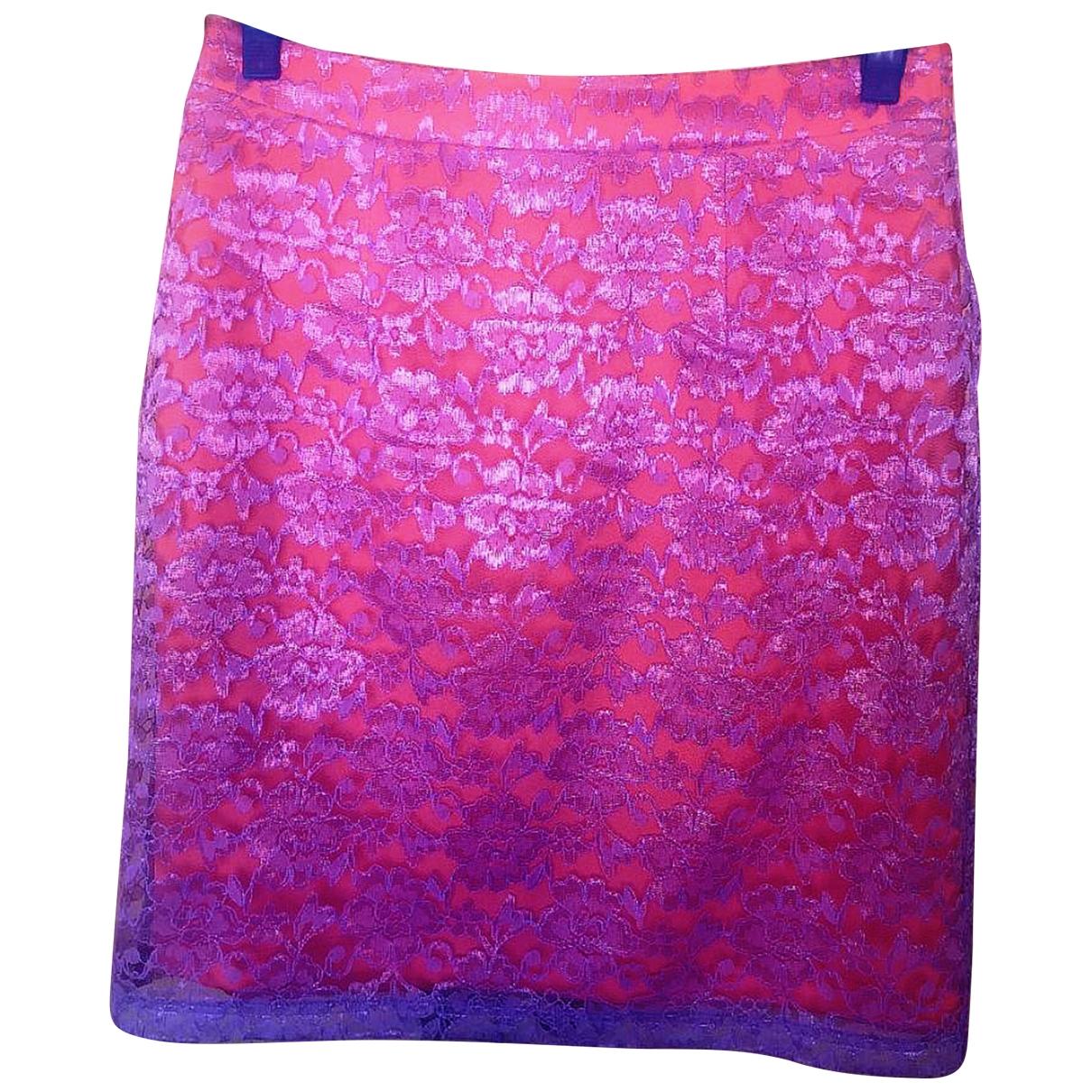 - Jupe   pour femme - violet