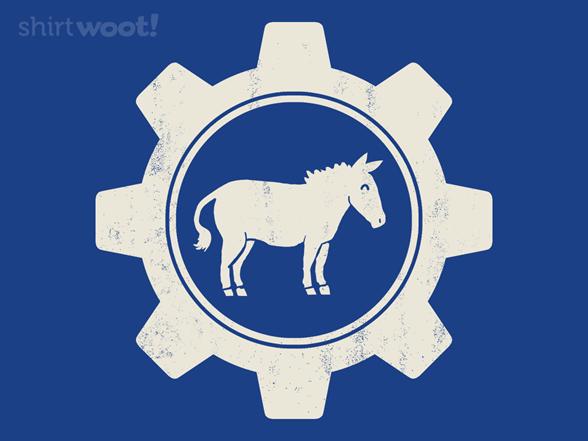 Ass In Gear - Royal Remix T Shirt