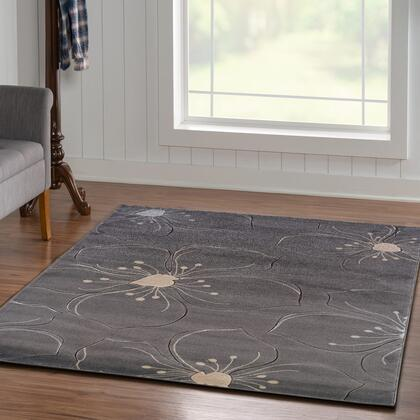 RUG-MN0958 5 x 8 Rectangle Area Rug in