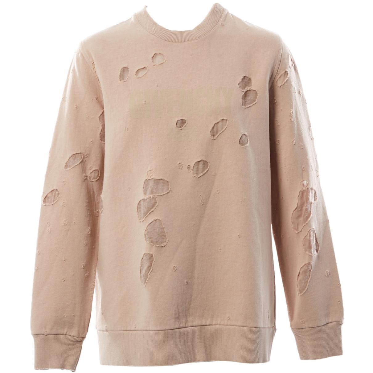 Givenchy \N Beige Cotton Knitwear for Women M International