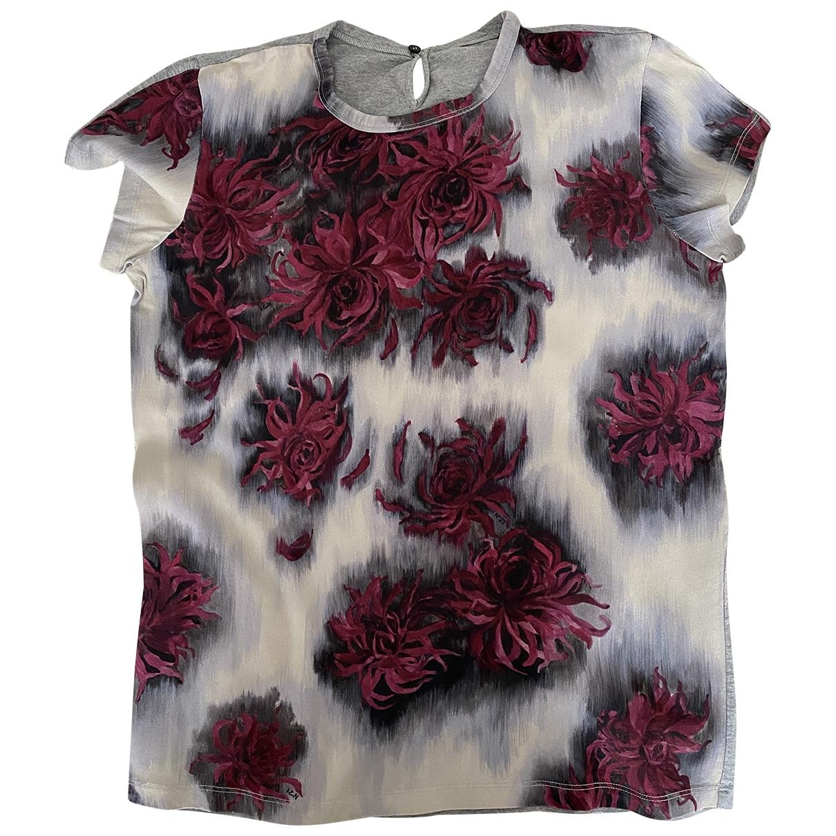N°21 \N Multicolour Cotton  top for Women 40 FR