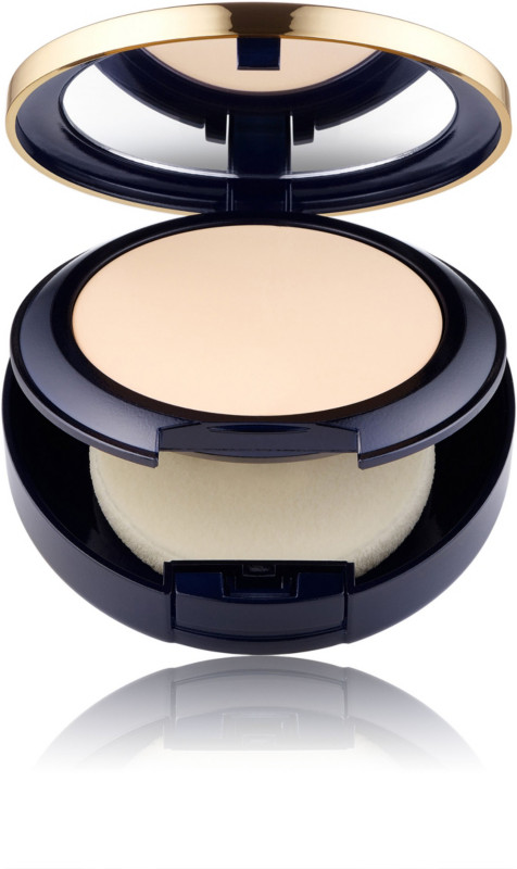 Double Wear Stay In Place Matte Powder Foundation - 1N2 Ecru (light w/ neutral rosy undertones)