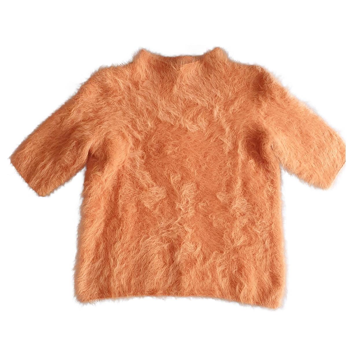 Louis Vuitton \N Orange Wool Knitwear for Women 40 FR