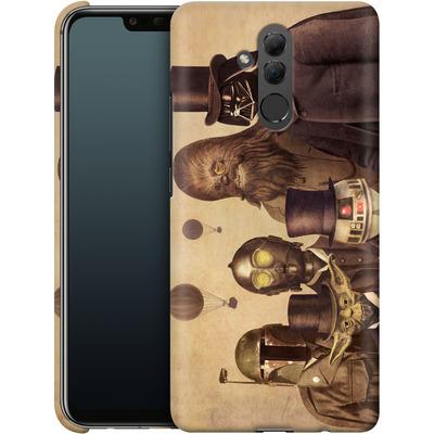 Huawei Mate 20 Lite Smartphone Huelle - Victorian Wars von Terry Fan