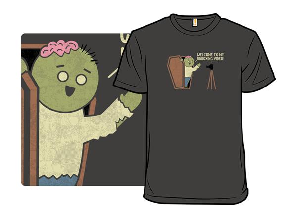 Unboxing T Shirt