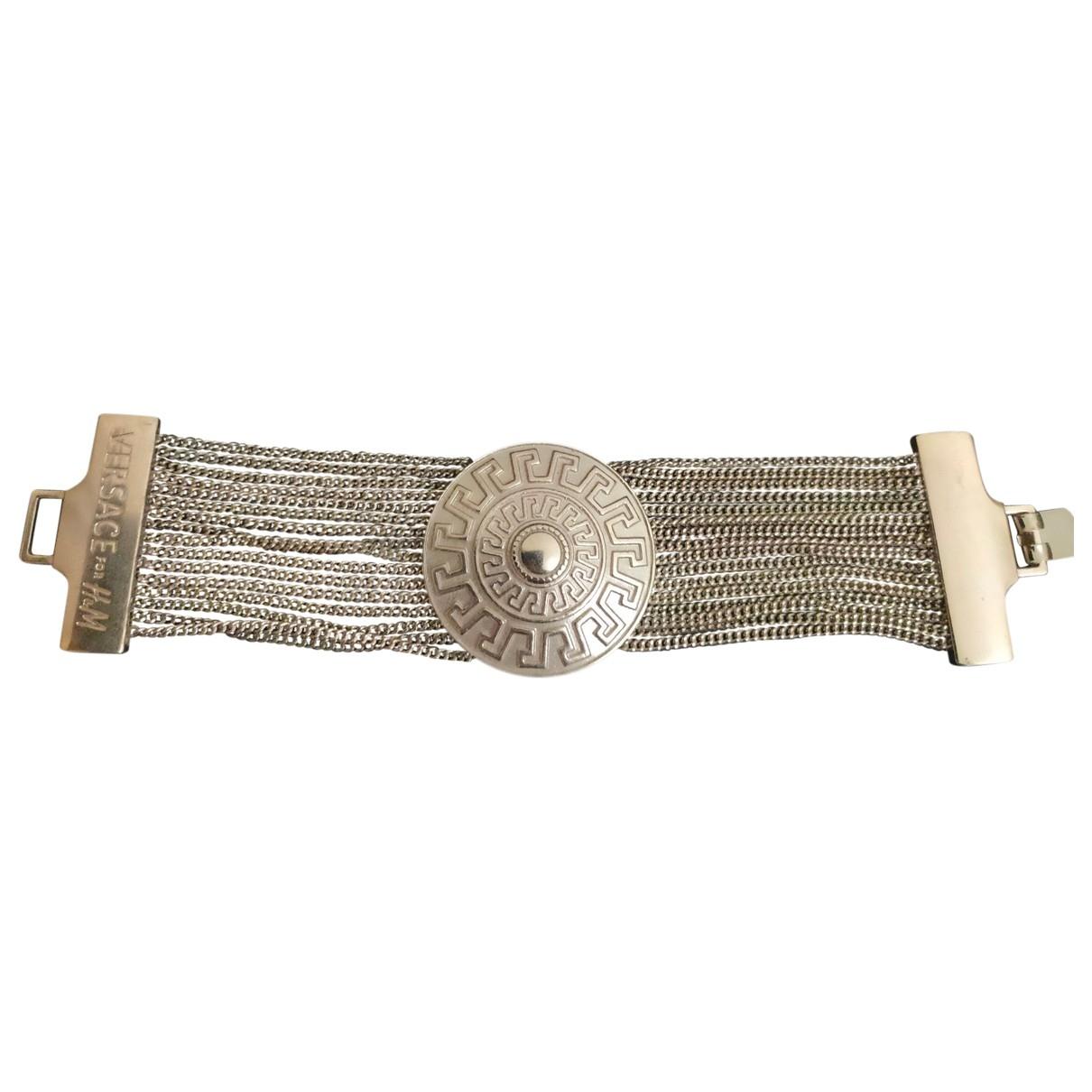 Versace X H&m \N Gold Metal bracelet for Women \N