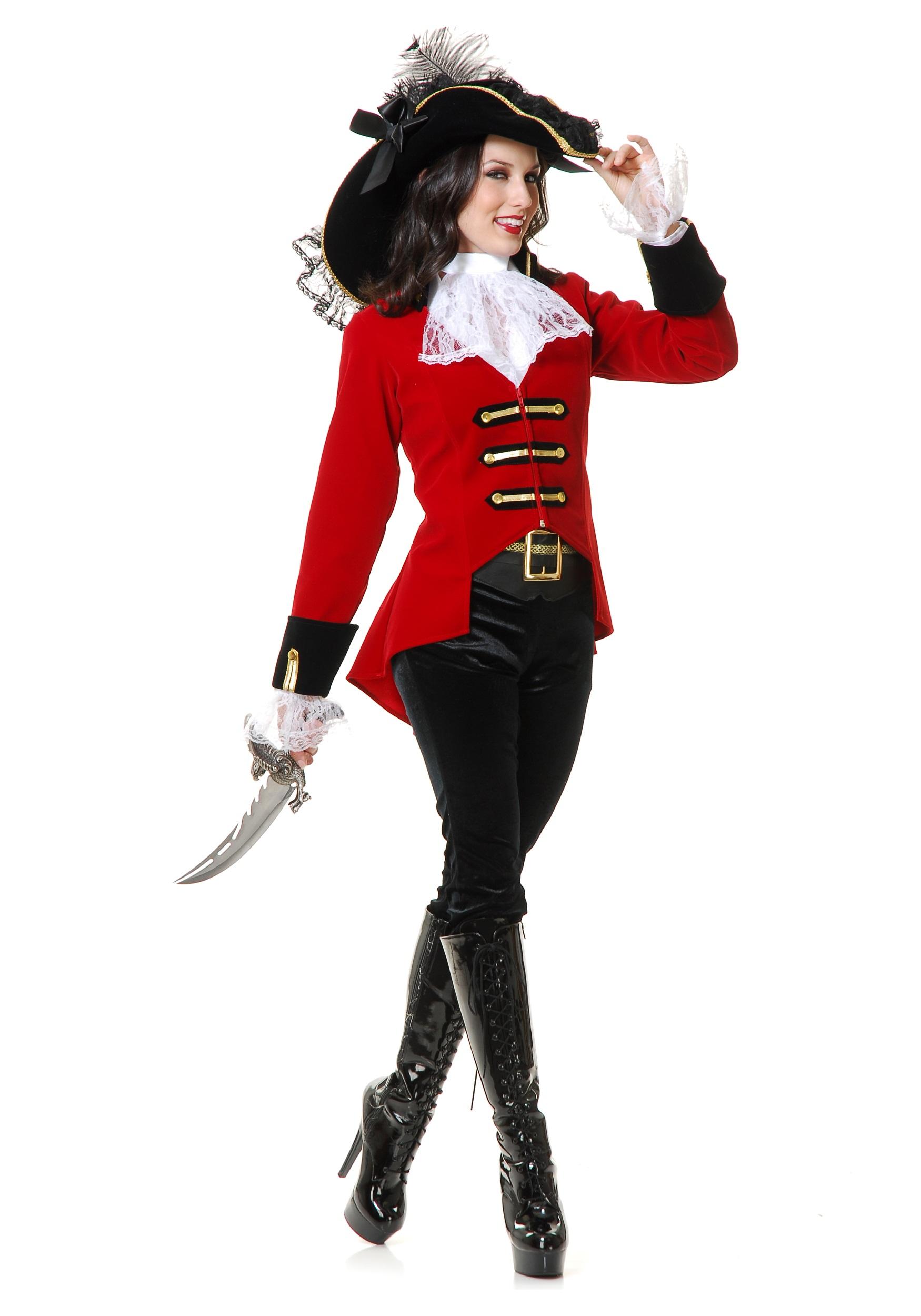 Regal Pirate Lady Women's Costume