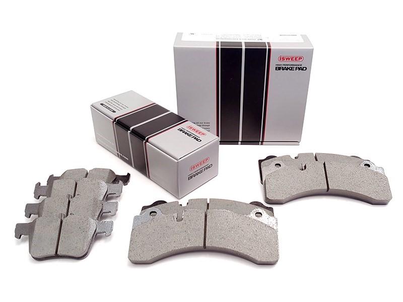 Neuspeed IS4000-R888 Big Brake Kit Replacement Brake Pads 6pot