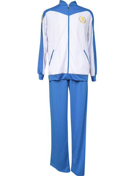 Milanoo Inazuma Eleven Cosplay Costume Winter School Uniform Halloween